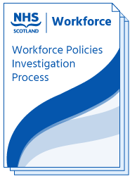 Image of Workforce Policies Investigation Process overview